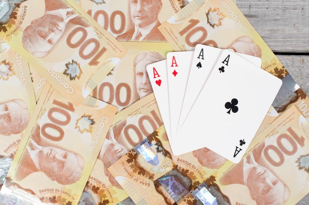 Canadian Casino Taxes