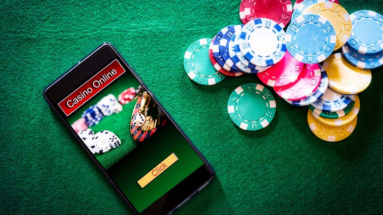 Mobile software for online casinos