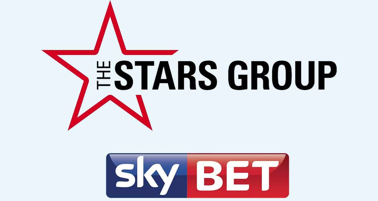 starsgroup acquiring skybet