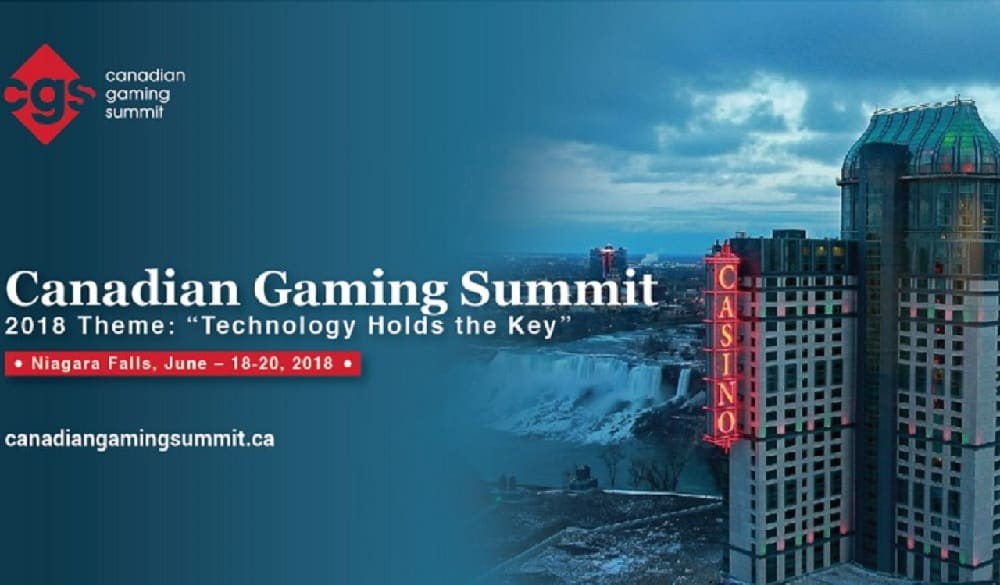 Canadian gaming summit 2018