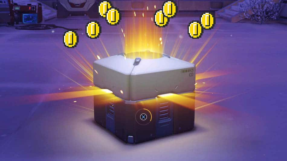 can loot boxes be considered as gambling