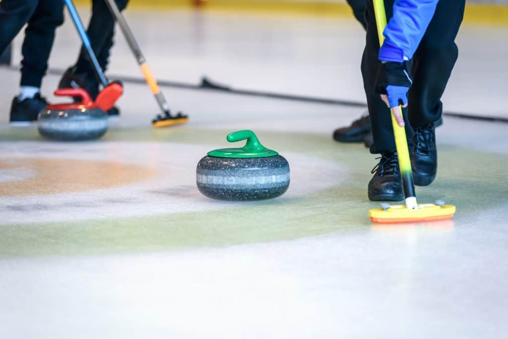 Le Curling Betting